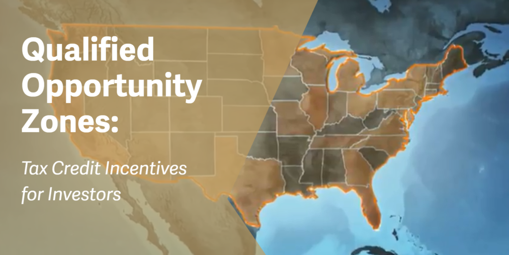 Qualified Opportunity Zones